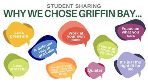 Why we chose Griffin Bay