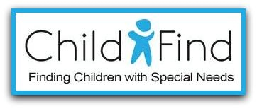 Child Find Find Children with Special Needs